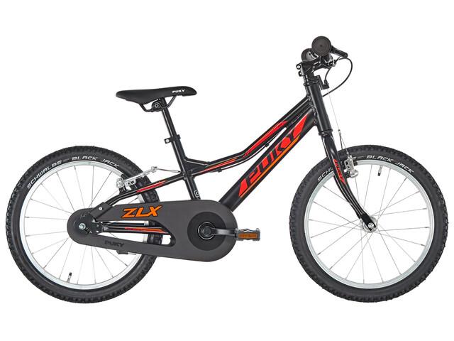 """Vélo Puky ZL 18-1 Alu F - Pour enfants - 18"""" - Noir"""